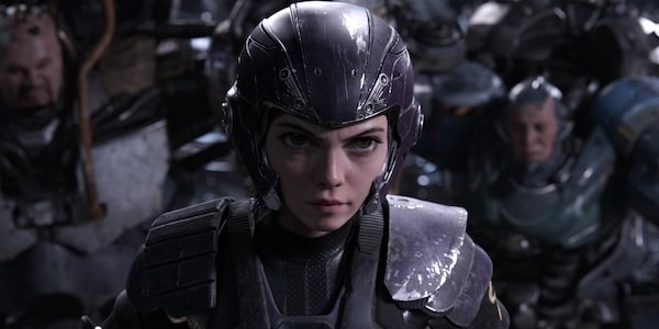 'Alita: Battle Angel': Lots of Plot, Lots of Great Action, and One Big Heart