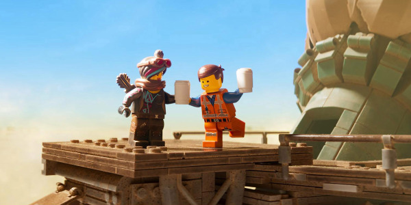 Chris Pratt and Elizabeth Banks Return in 'The LEGO Movie 2'