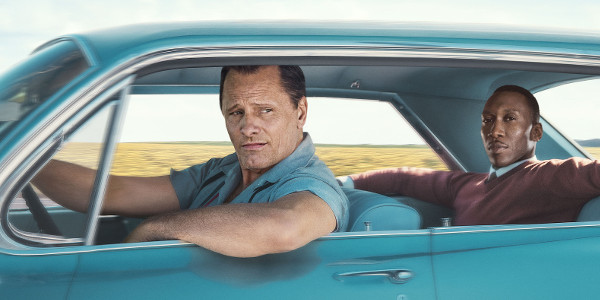 Award-winning Actors Viggo Mortensen and Mahershala Ali Star in Buddy Road Trip Movie 'Green Book'