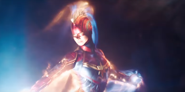 WATCH: Captain Marvel's New Trailer Delivers Heroine Catchphrase