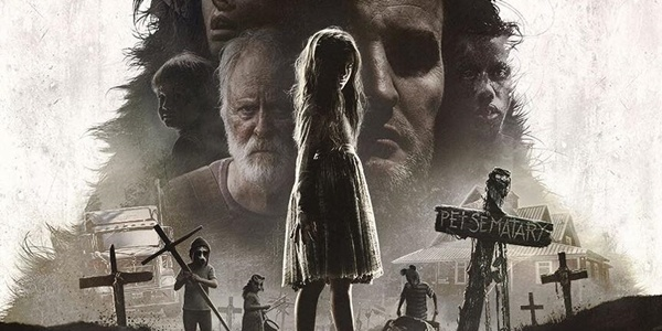Check Out the Newest Trailer and Poster for Stephen King's 'Pet Sematary'