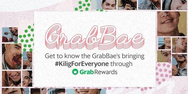Grab Introduces GrabBaes and Kilig Rides For That Kilig-Inspiring Valentine's!
