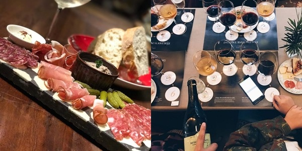 10 Restaurants in Metro Manila For Your Next Wine and Cheese Night