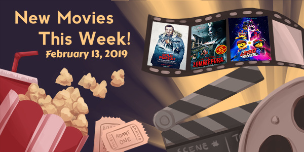 New Movies This Week: The Lego Movie 2, Zombiepura and more!