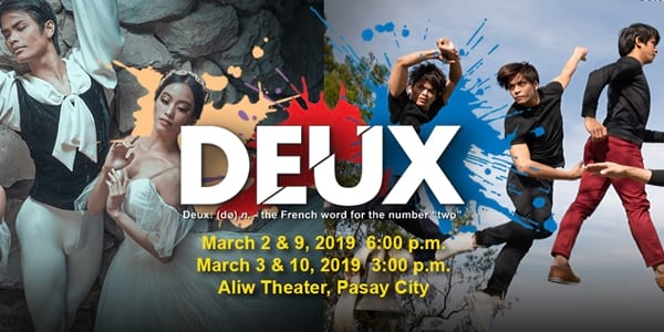 "Ballet and 'The Beatles' Come Together in ""Deux"""