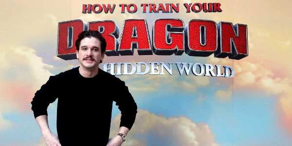 From Dragons in 'Game of Thrones' to Dragons in Movies: Kit Harington Returns as Eret in  'How to Train Your Dragon: The Hidden World'