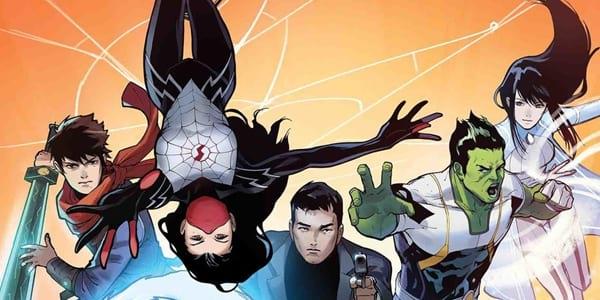 New Filipino Heroine, Wave, Lands on Marvel Comics