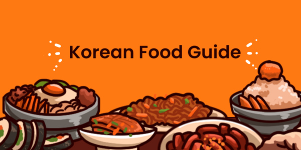 INFOGRAPHIC: Here's your Handy Guide to Popular Korean Dishes