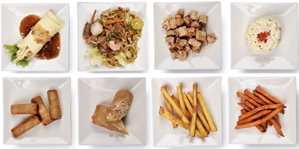 Mix and Match Your Max's Favorites with the Build Your Own Chicken Plate!
