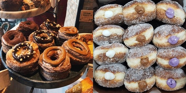 8 Places in Metro Manila To Get Your Doughnut Fix From