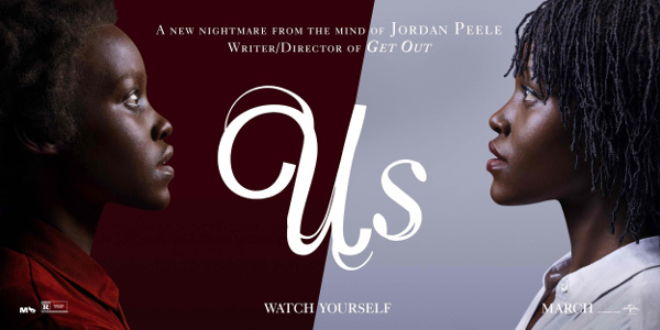 Check Out these Creepy Banners for the Upcoming Horror Film 'Us'