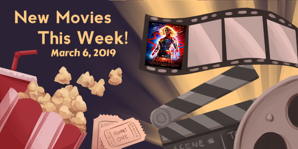 Read more about the article New Movies This Week: Captain Marvel and The Haunting Hour