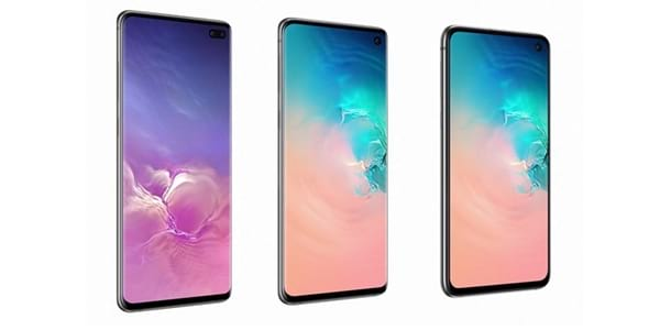 Samsung Releases 3 Groundbreaking Samsung Galaxy S10 Devices