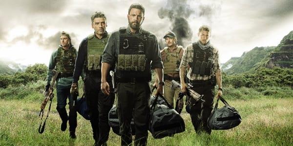 Heist Film 'Triple Frontier' is Now Streaming on Netflix