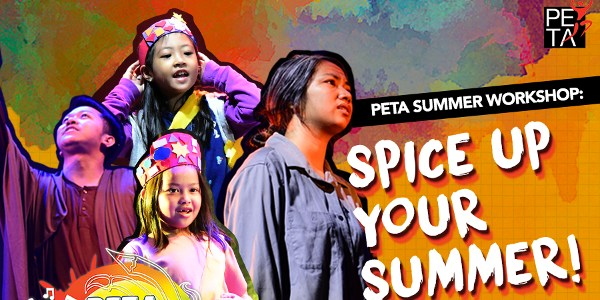 Read more about the article PETA Summer Workshop: Spice Up Your Summer!