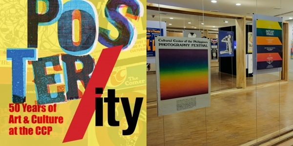 IN PHOTOS: Celebrating CCP's 50 Years of Art and Culture with POSTER/ITY, An Exhibit of 200 Posters