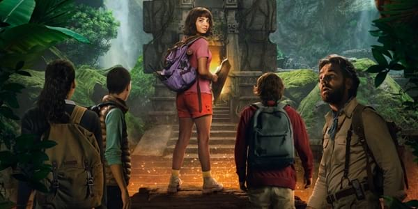 Hola! See The Live-Action Dora in These New Film Posters