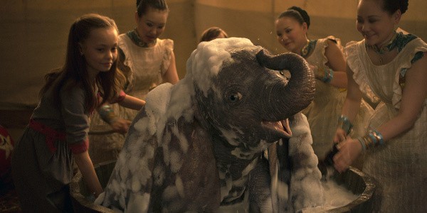 Beloved classic 'Dumbo' takes flight with Disney and Tim Burton's Live Action Adaptation