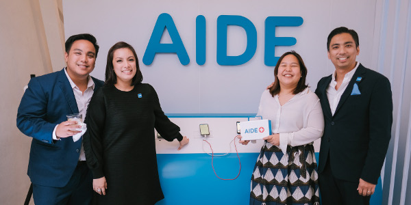 Upgraded AIDE App Promises Improved Health Services at Home