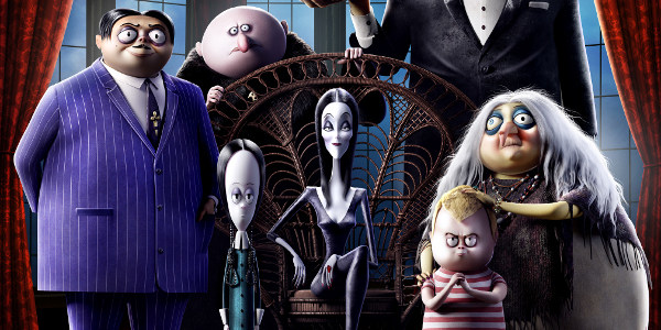 WATCH: The First Trailer for 'The Addams Family', Opening in Cinemas This October