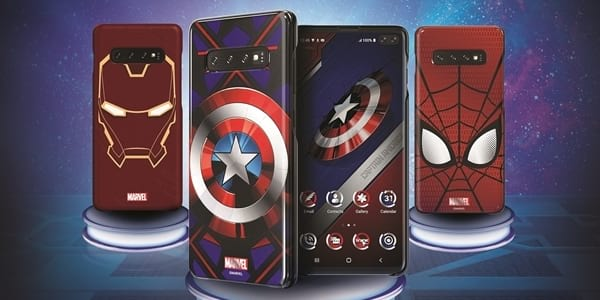 Marvel Suits Up Your Samsung Galaxy Phone with Limited Edition Smart Covers
