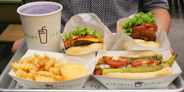 Shake Shack is Finally Opening in Manila This May 10!