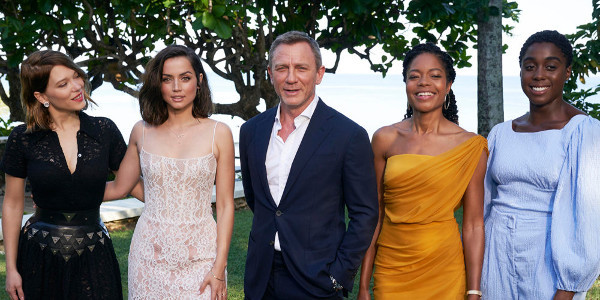 25th James Bond Film Is Now in Production!