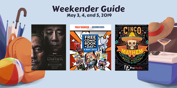 Weekender Guide: May 3, 4, and 5, 2019