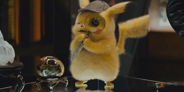 'Pokémon Detective Pikachu': An Endearing Story Without Unnecessarily Depending in Cuteness of Characters or Its Lead Star's Charm