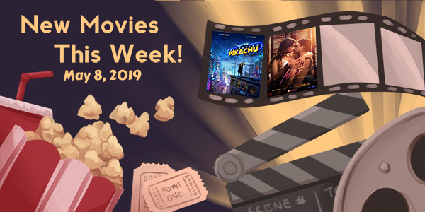 Read more about the article New Movies This Week: Pokemon Detective Pikachu, After and more!