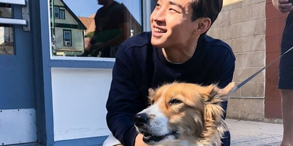 K-Pop Idol Henry Lau is Making His Hollywood Film Debut in 'A Dog's Journey'