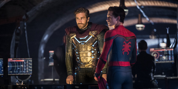 Peter Parker Steps Up in the New Trailer for 'Spider-Man: Far From Home'