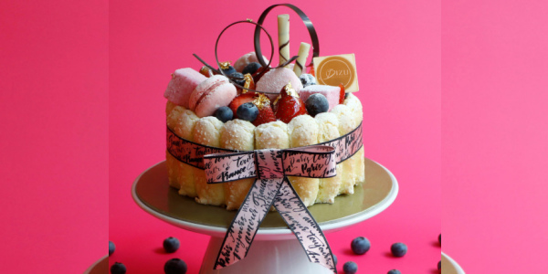 Read more about the article Have a Sweet Mother's Day with Bizu's Mother's Day Gift Package Featuring the Charlotte Cake