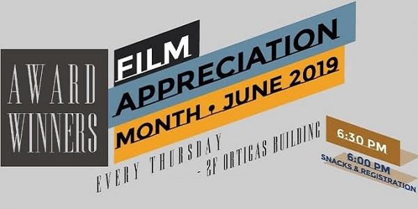 Catch Free Film Screenings this June at Ortigas Foundation
