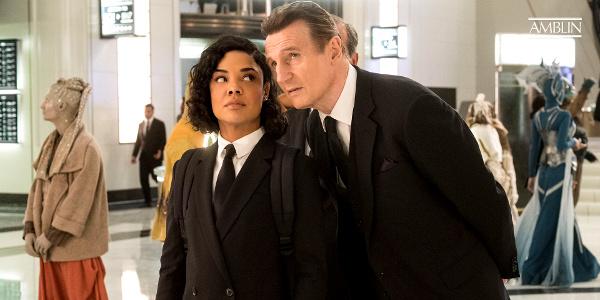 'Men in Black: International' Gets a Fresh Recruit in Tessa Thompson