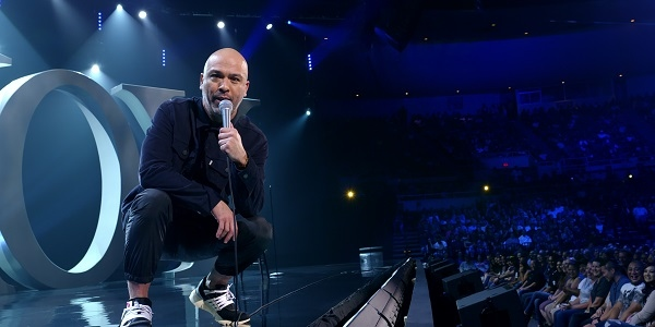 Comin' In Hot: Jo Koy Returns in Second Netflix Comedy Special on June 12