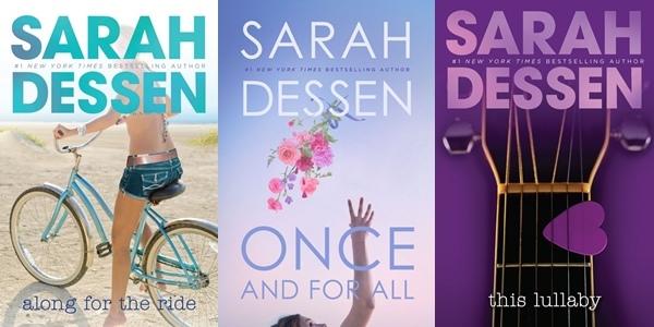 Netflix is Adapting Three Sarah Dessen Books Into Films!