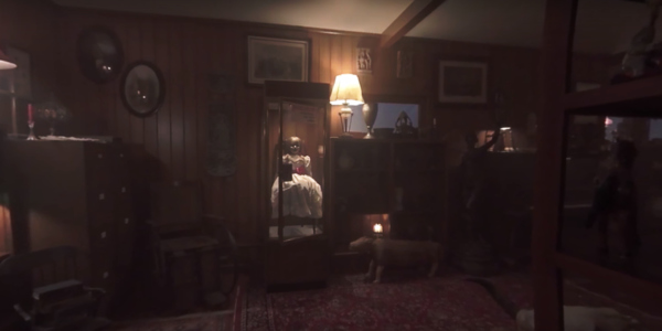 360 Video of Annabelle Comes Home Will Give You An Early Jump Scare