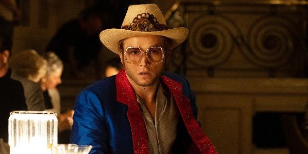 Taron Egerton is the Superstar Elton John in 'Rocketman'