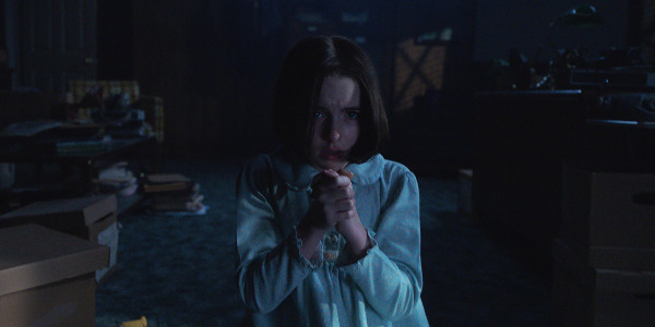 McKenna Grace is at Home with Horror in 'Annabelle'