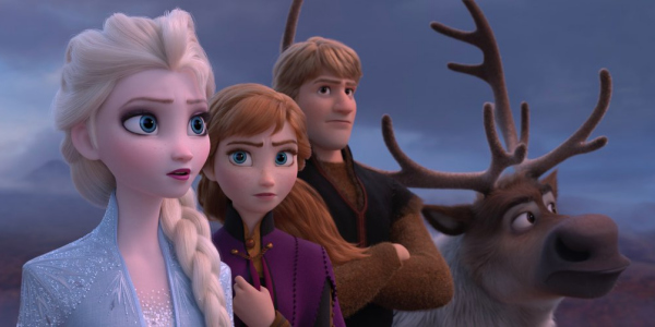 WATCH: New Frozen 2 Trailer Brings Elsa and Anna Into Enchanted Lands