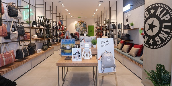Kipling PH Launches New Concept Store and 'Blank Canvas' Bags You Can Draw On