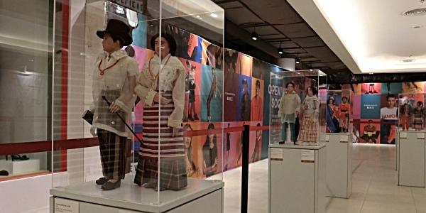 Ayala Museum Exhibits Philippine Costume Evolution at the Market! Market!