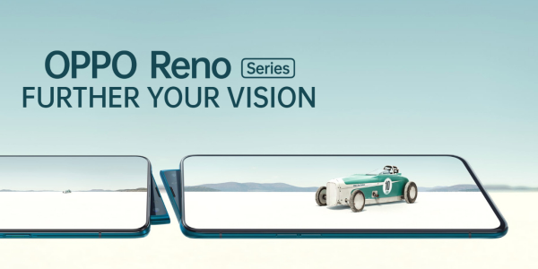 OPPO Reno Series Takes Your Vision Further with its 10x Hybrid Zoom