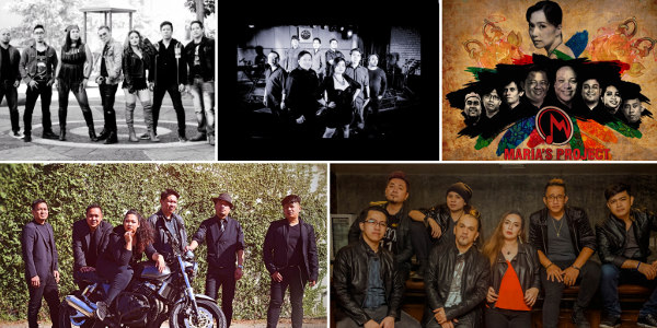 Live Performances at Hard Hard Rock Café Manila This June
