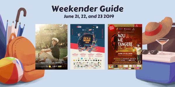 Weekender Guide: June 21, 22, and 23, 2019