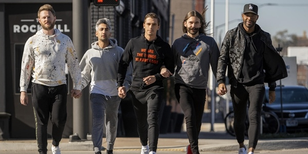 Netflix' 'Queer Eye' Will Be Coming Back for a Fourth and Fifth Season!