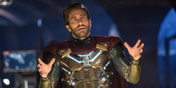 Jake Gyllenhaal's MCU Debut as Multiverse Mysterio in 'Spider-Man: Far From Home'