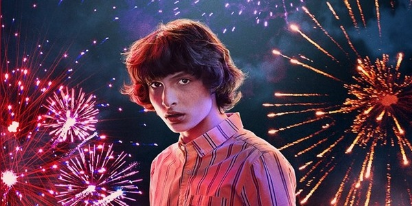 LOOK: Stranger Things' Finn Wolfhard Joins Ghostbusters 2020 'Family' Photo