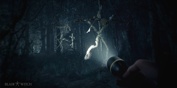 Here's the Terrifying Gameplay Trailer for 'Blair Witch'